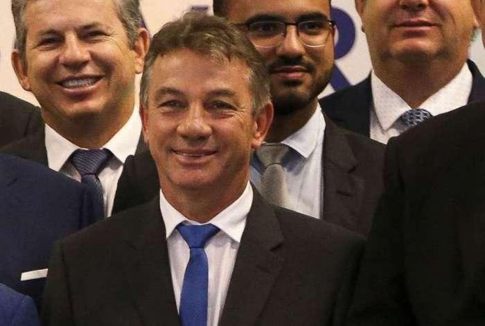 O governador eleito de Roraima, Antônio Denarium (PSL), foi escolhido para ser o interventor