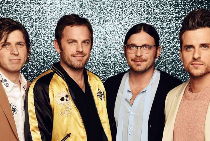 Banda Kings of Leon vai se apresentar no Lollapaloosa 2019