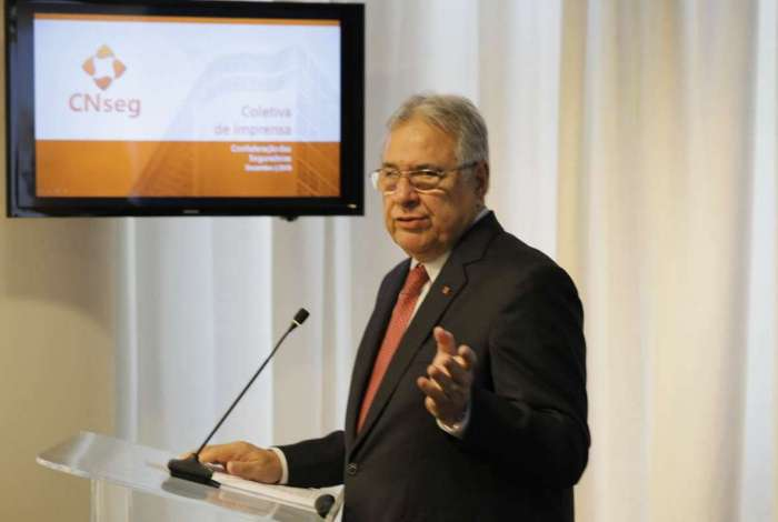Marcio Coriolano, presidente da CNseg, fala sobre perspectivas de crescimento para o setor