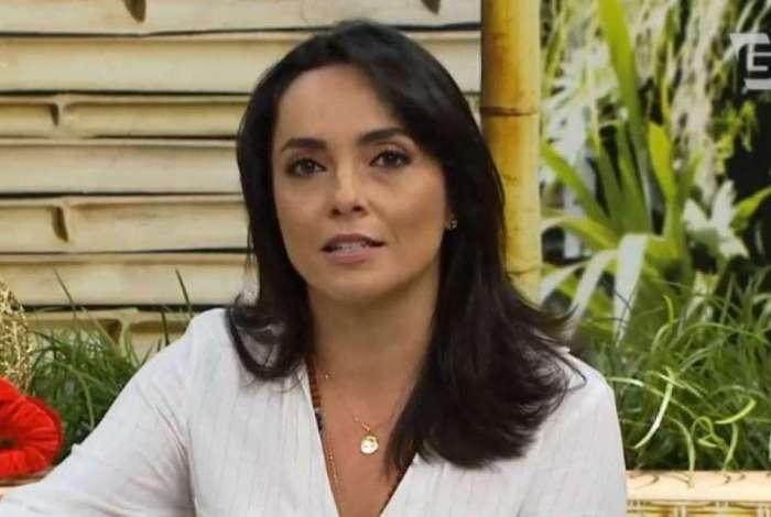 Izabela Camargo participa do programa 'Você Bonita'