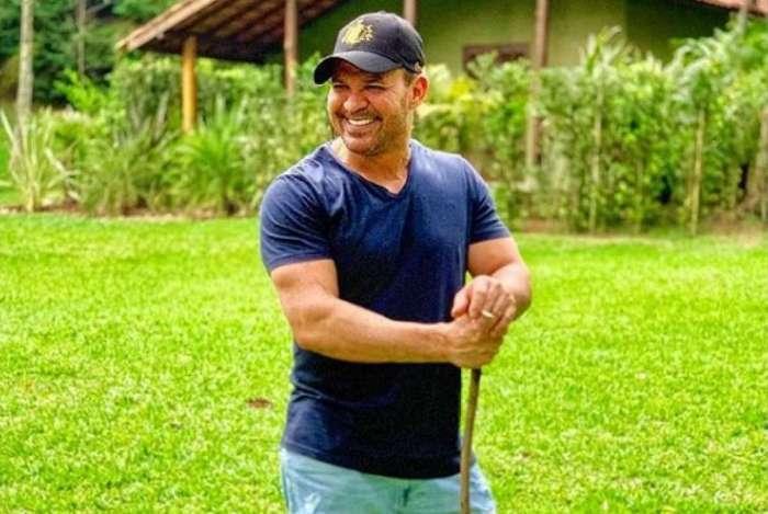 Eduardo Costa resolveu se afastar do Instagram e responder processo judicial