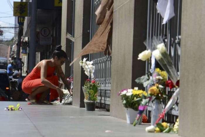 A esposa de Alves, Damiana Francisco Leandro Alves, de 76 anos, disse que, no dia do atentado, pediu ao marido para não ir à missa na Catedral, depois que ele perdeu o ônibus para Campinas