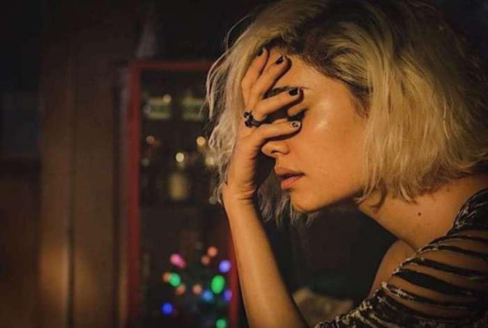 Sophie Charlotte interpretou a personagem 'Leona', que vive um relacionamento abusivo na série 'Ilha de Ferro'