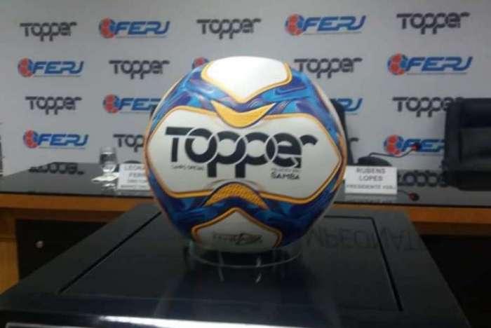 Bola do Campeonato Carioca,