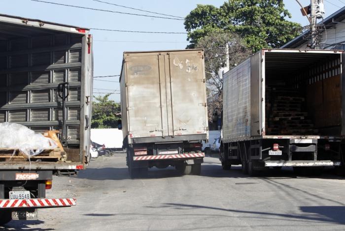 Ocorrências de roubo a carga no estado do Rio