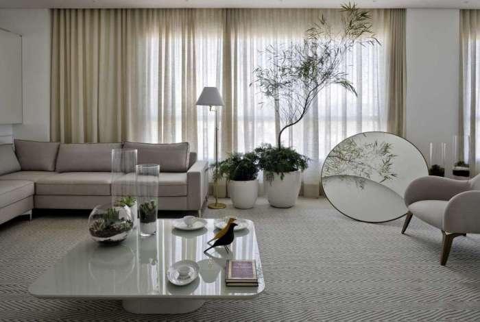 Profissionais ressaltam a importância de conhecer as medidas do ambiente e dos móveis, além de definir o estilo da decoração