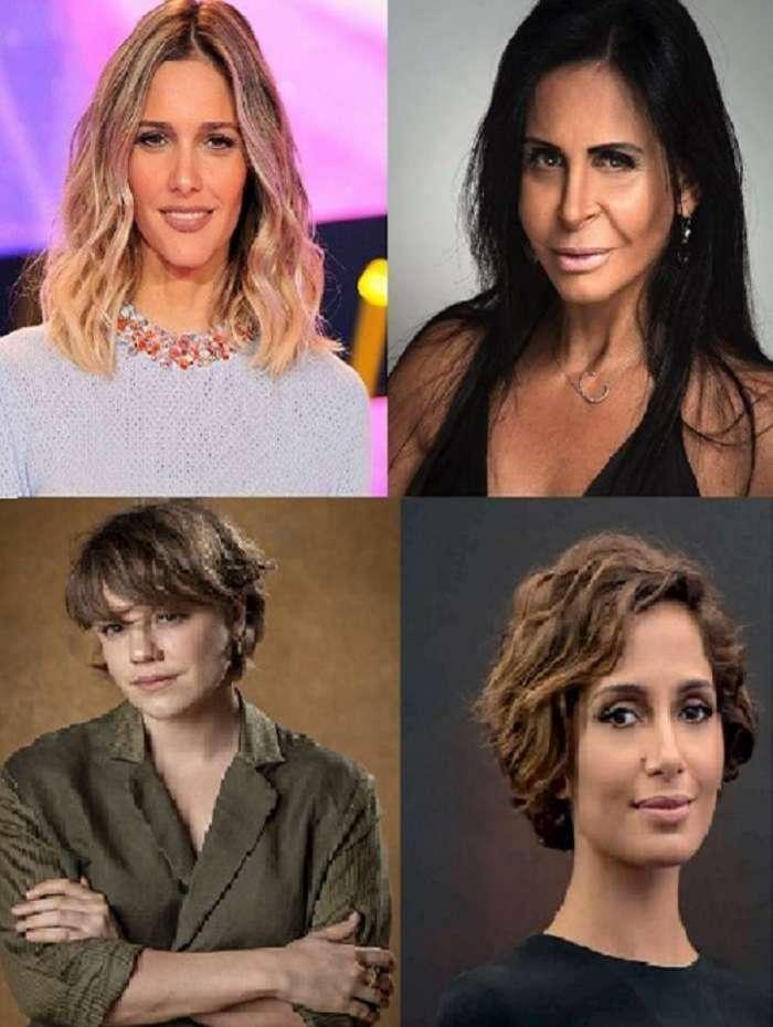 Fernanda Lima, Gretchen, Camila Pitanga e Alice Weggmann se posicionaram a respeito das denúncias de assédio contra o médium João de Deus