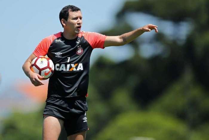 Pablo está na mira do Flamengo, mas o Furacão estipulou um alto valor para a multa rescisória do atacante