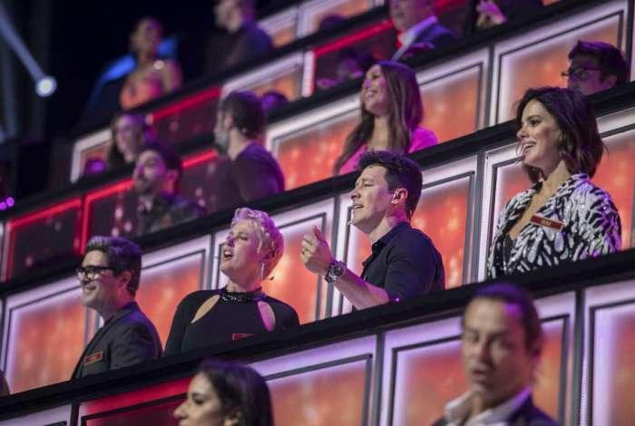 'Canta Comigo Especial', da Record TV