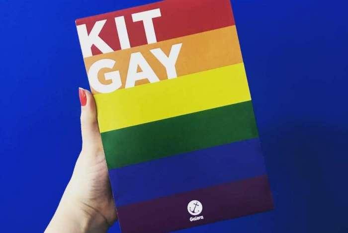 Kit Gay da Editora Record