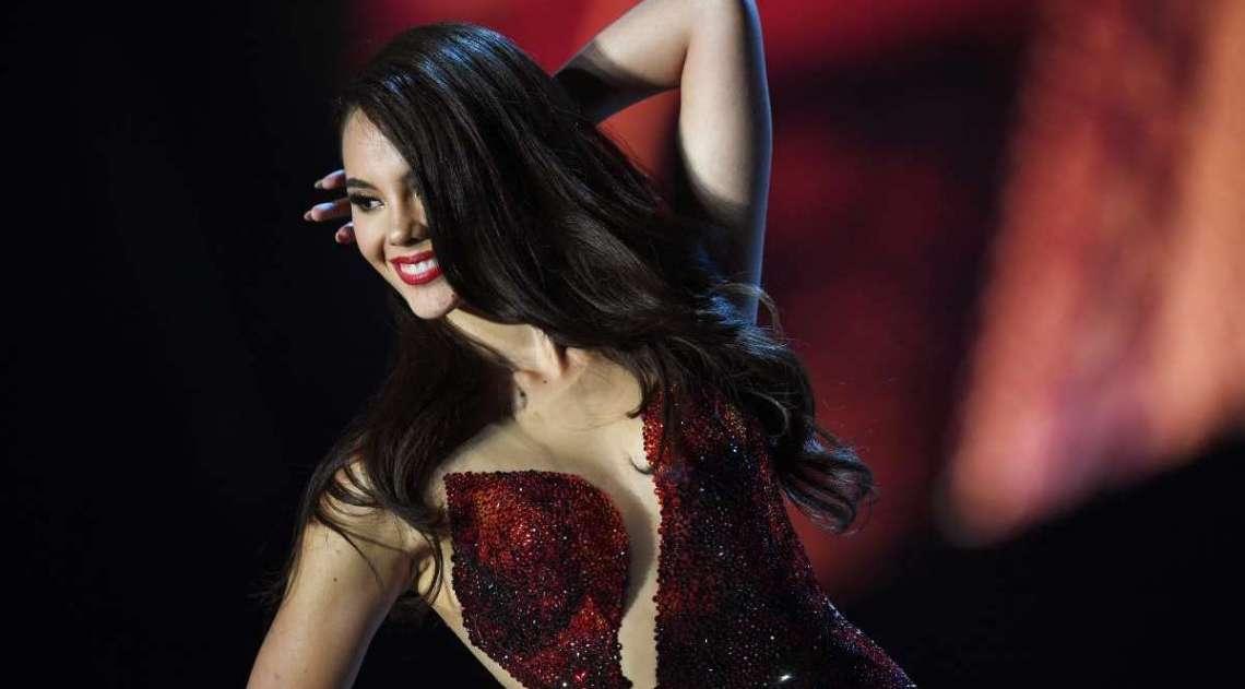 Catriona Gray foi a grande campeã do Miss Universo 2018