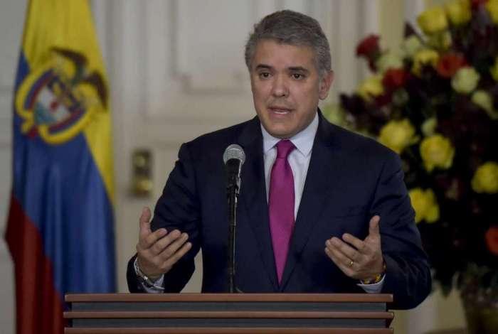 Presidente colombiano, Ivan Duque