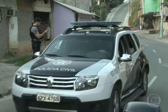 Operação contra traficante de Japeri teve início na madrugada desta segunda-feira
