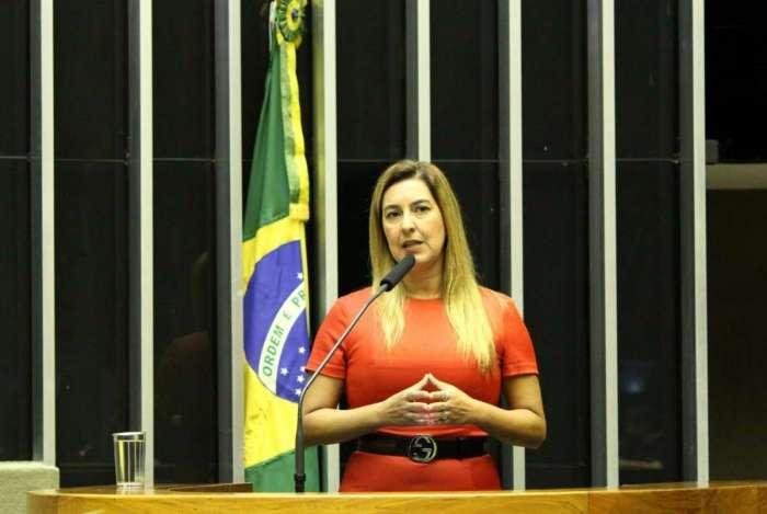 Renata Gil, presidente da Associação de Magistrados do Rio de Janeiro, e vice-presidente da Associação dos Magistrados Brasileiros