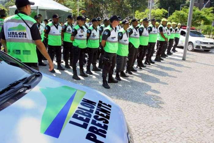 Projeto Segurança Presente chega aos bairros da Tijuca e Ipanema. Recentemente, Leblon recebeu programa