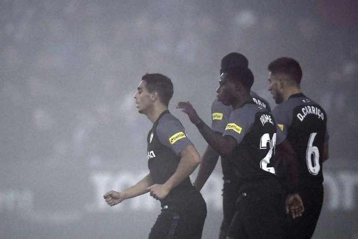 Sevilla ficou no empate