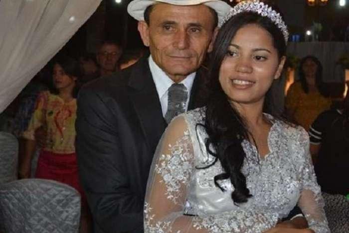 Stefhany Absoluta e Roberto Cardoso