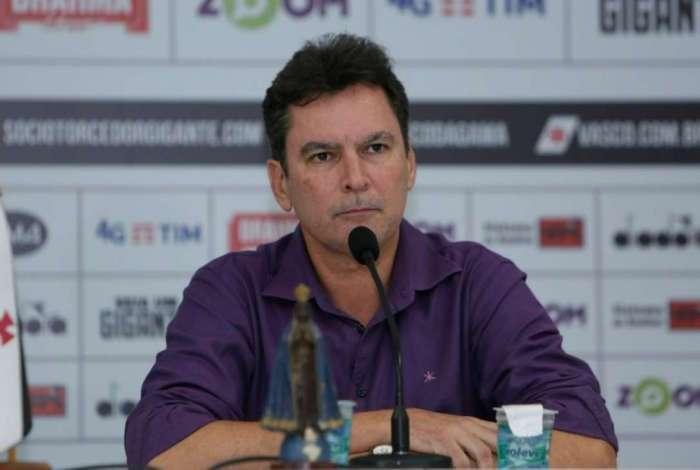 Demitido, Alexandre Faria pode ser substituído por Antonio Lopes