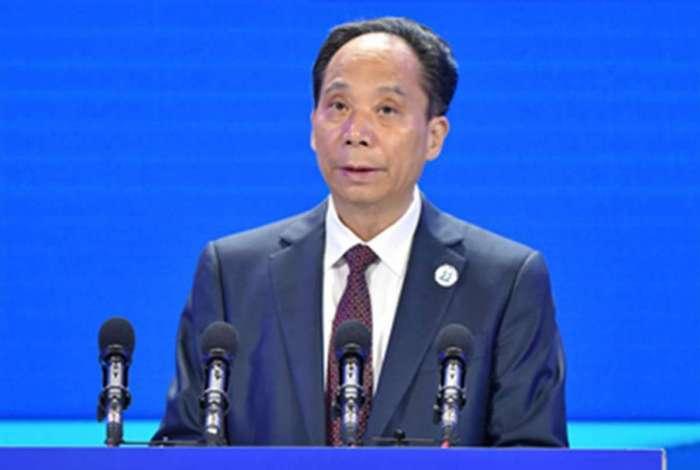 Ji Bingxuan é o vice-presidente do Comitê Permanente da Assembleia Popular da China e vai representar o país durante a posse de Jair Bolsonaro no dia 1º de janeiro de 2019
