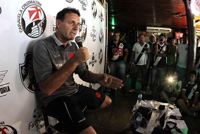 Ex-goleiro Carlos Germano retorna ao clube após quatro anos