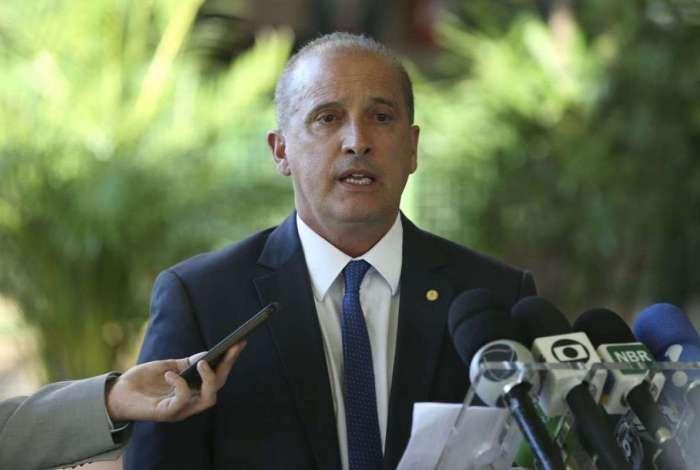 Onyx Lorenzoni afirmou que o governo Bolsonaro é formado por um 'conceito fraterno'
