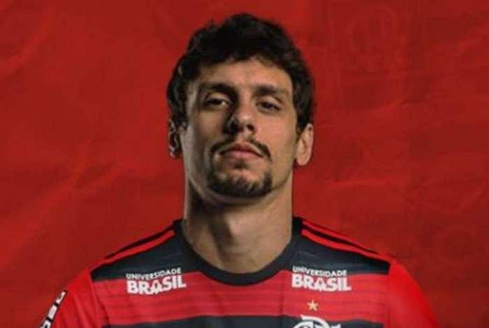 Rodrigo Caio é do Flamengo