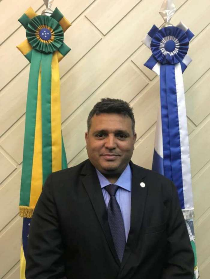 Renato Zaca, deputado PSL-RJ