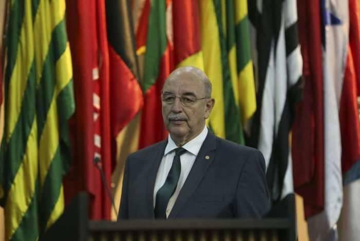 Ministro da Cidadania, Osmar Terra, será o líder do setor cultural no Mercosul