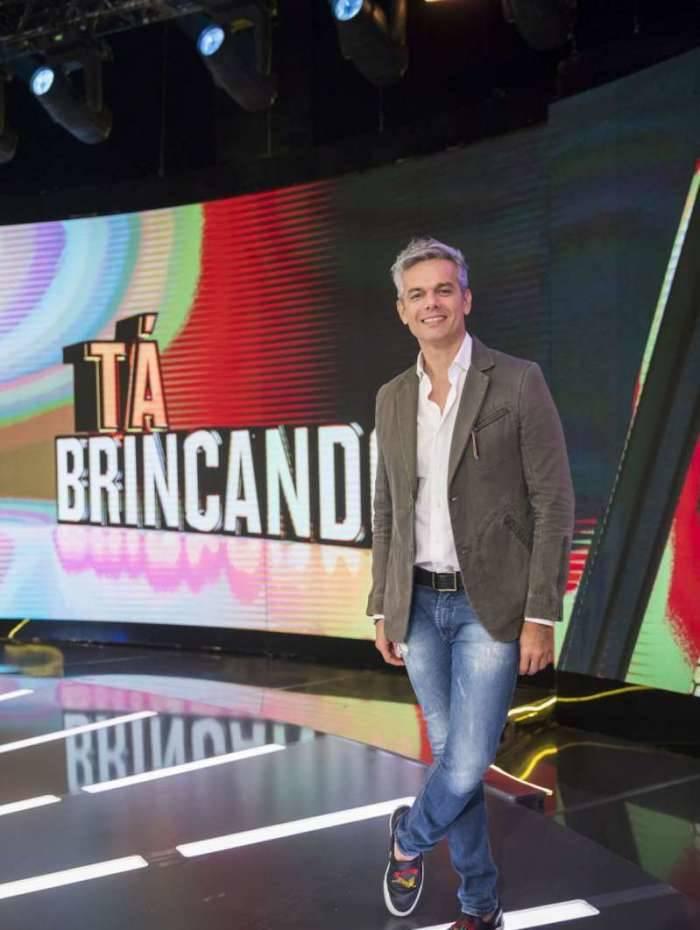 'Tá Brincando', novo programa de Otaviano Costa