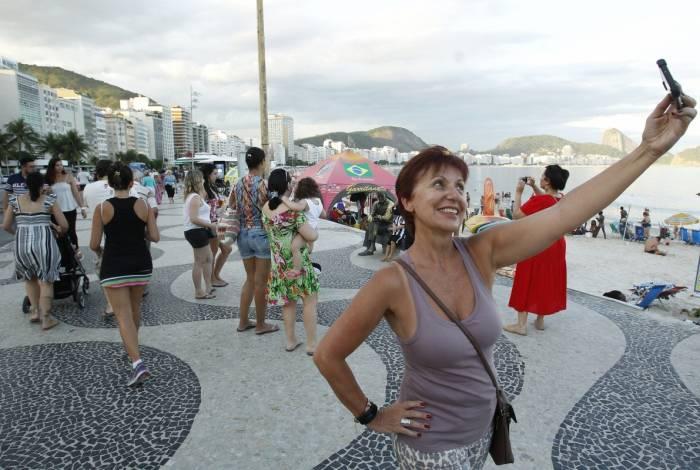Turismo interno movimentará R$ 3,5 bilhões no Rio