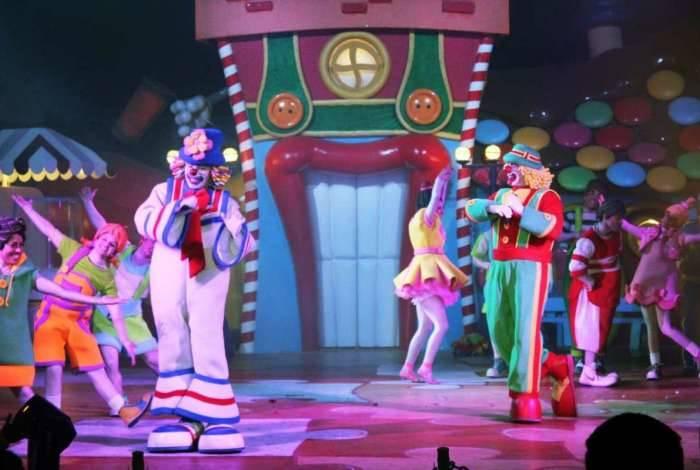 Parque Patati Patatá Circo Show: diversão para a garotada