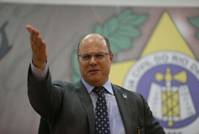 Governador do Rio tenta uma saída para melhorar sua imagem