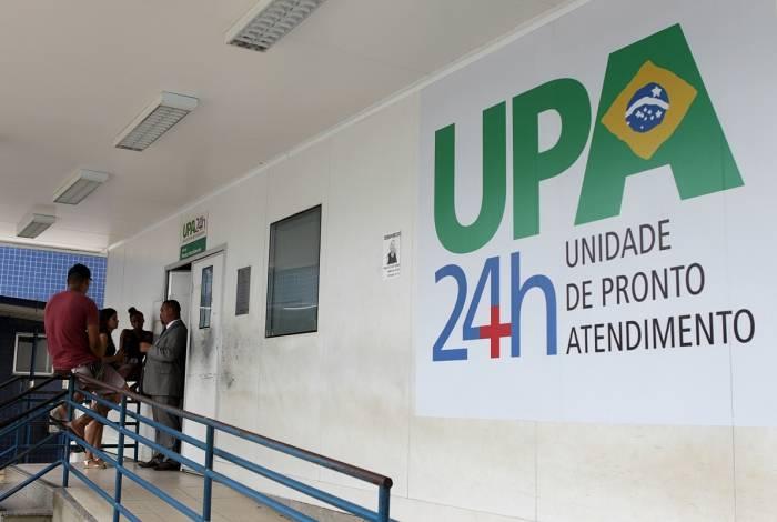 Atendimento voltou a ser normalizado na Upa - Parque Beira Mar, um dia depois de o secretário de saúde de Duque de Caxias,  José Carlos de Oliveira,  flagrar  toda a equipe de plantão dormindo.