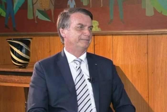 Presidente Bolsonaro afirmou que, como há diferenças na expectativa de vida da população, a ideia é que haja diferenciação de idade para diferentes profissões