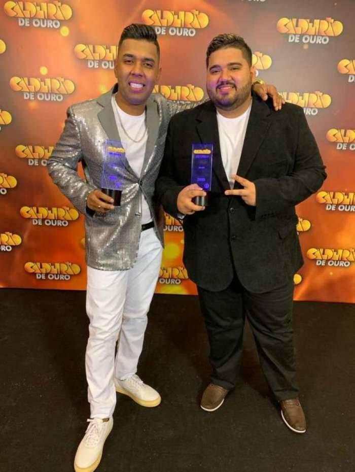 MC MM e DJ RD no 'Caldeirão de Ouro'