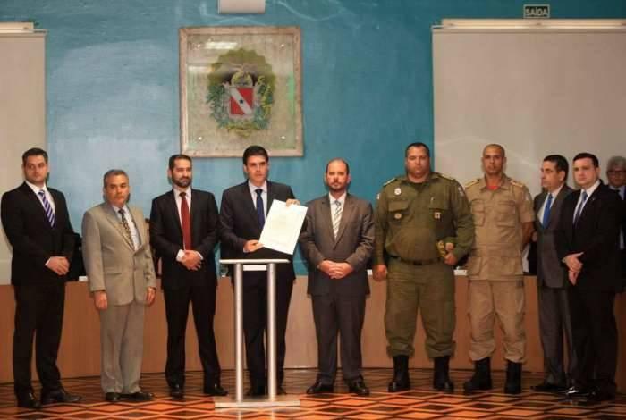 Governador oficializa pedido de apoio da Força Nacional para o Pará