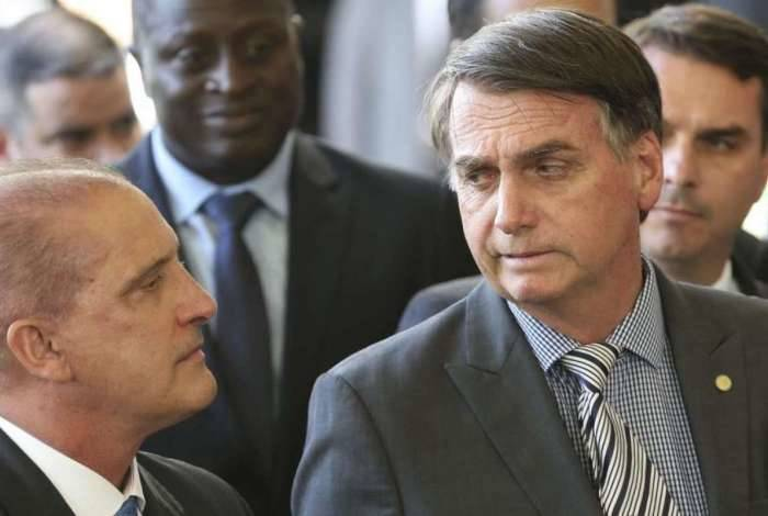 Bolsonaro analisa reforma da Previdência na próxima semana, diz Onyx