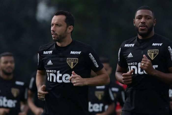 Nenê: obstáculo para o Fluminense é o alto salário do jogador