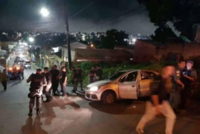 Policial é suspeito de matar dois colegas e ferir um civil e outro agente em volta de boate