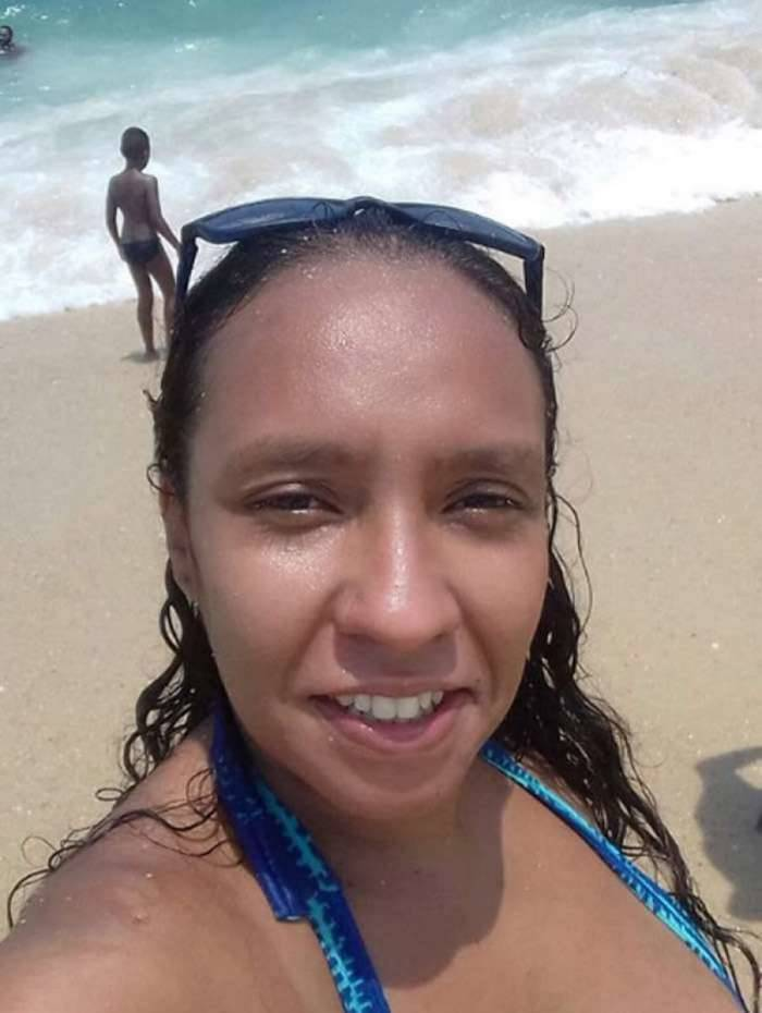 Tamires Blanco, de 30 anos, foi morta na noite desta sexta-feira. Amigos e familiares acusam o companheiro dela pelo crime