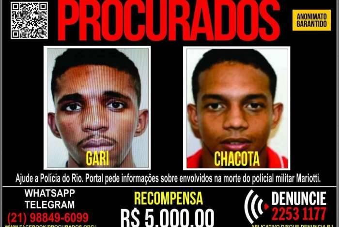 Portal pede informações para identificar criminosos que mataram policial na Linha Amarela