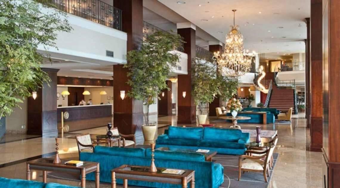 Vasco faz pré-temporada em hotel de luxo