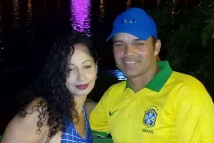 Jaqueline e Marcelo se afogaram
