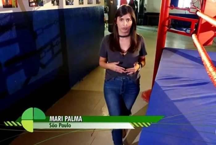 Mari Palma deixa a Rede Globo