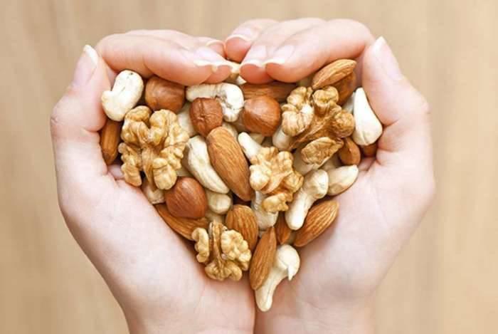 Oleaginosas auxiliam na eliminação de toxinas causadoras do aumento de peso e são anti-inflamatórias