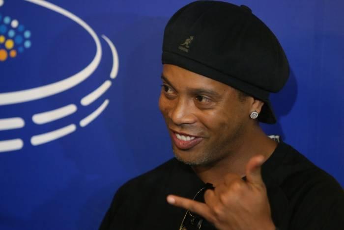 Ronaldinho está devendo R$ 7,5 milhões de IPTU