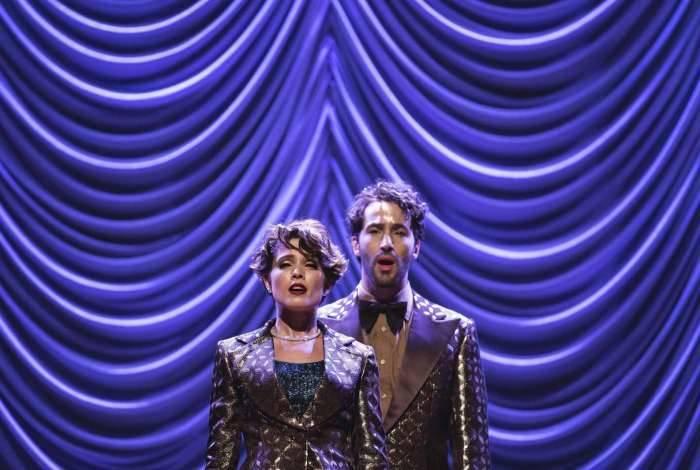 Espetáculo Nelson Gonçalves estreia nesta sexta-feira no Teatro da Gávea