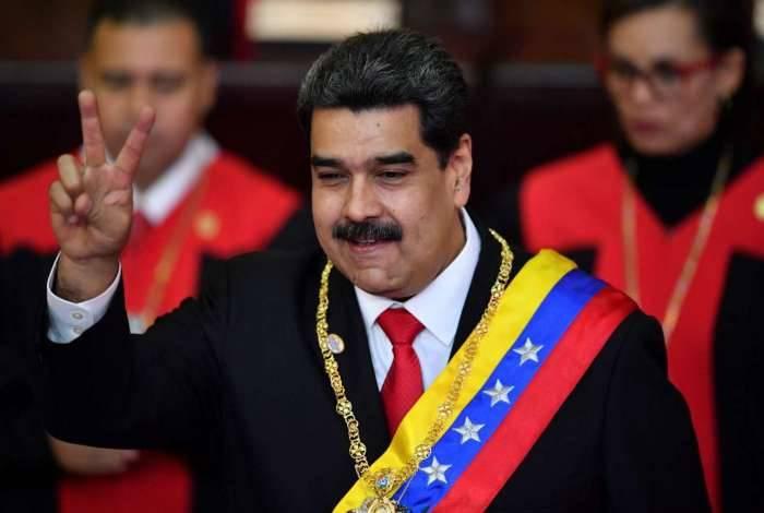 Maduro tomou posse nesta quinta-feira, eleito por uma eleição boicotada pela oposição