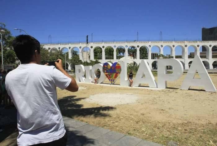'RioAmaLapa' foi inaugurado nesta quinta-feira