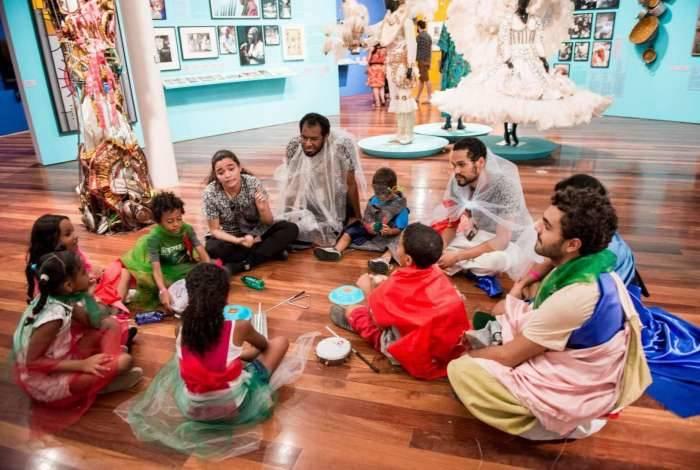fb8e4fad5560 Confira um roteiro de atrações para pais e filhos nas férias O Dia ...